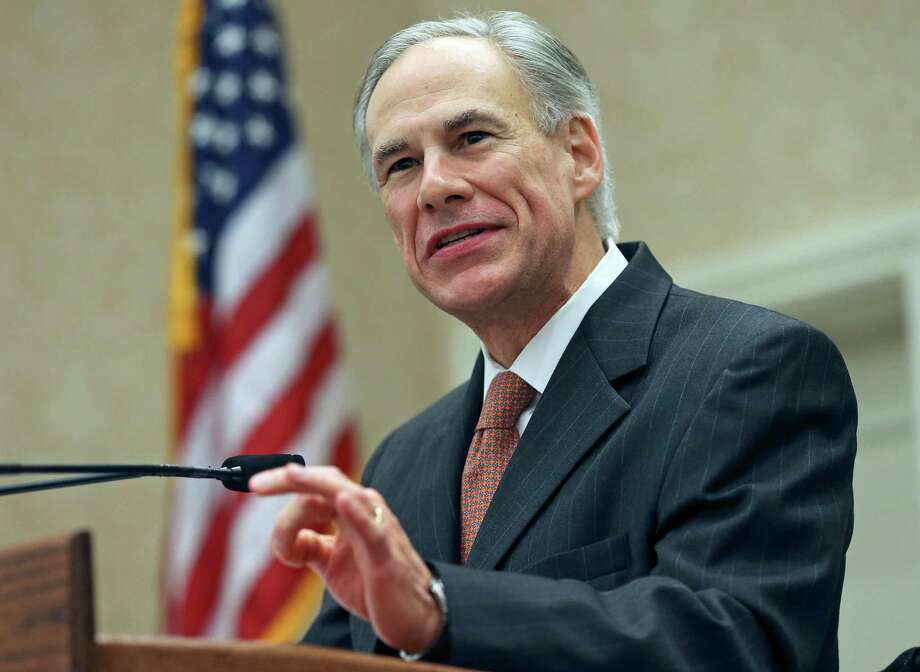 Texas Gov. Greg Abbott  Photo: TOM REEL, STAFF / 2016 SAN ANTONIO EXPRESS-NEWS