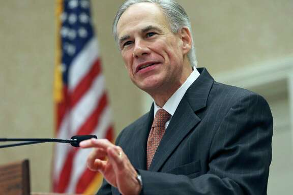Governor Greg Abbott is the guest speaker at the Rotary Club of San Antonio luncheon at the Embassy Suites  on March 23, 2016.