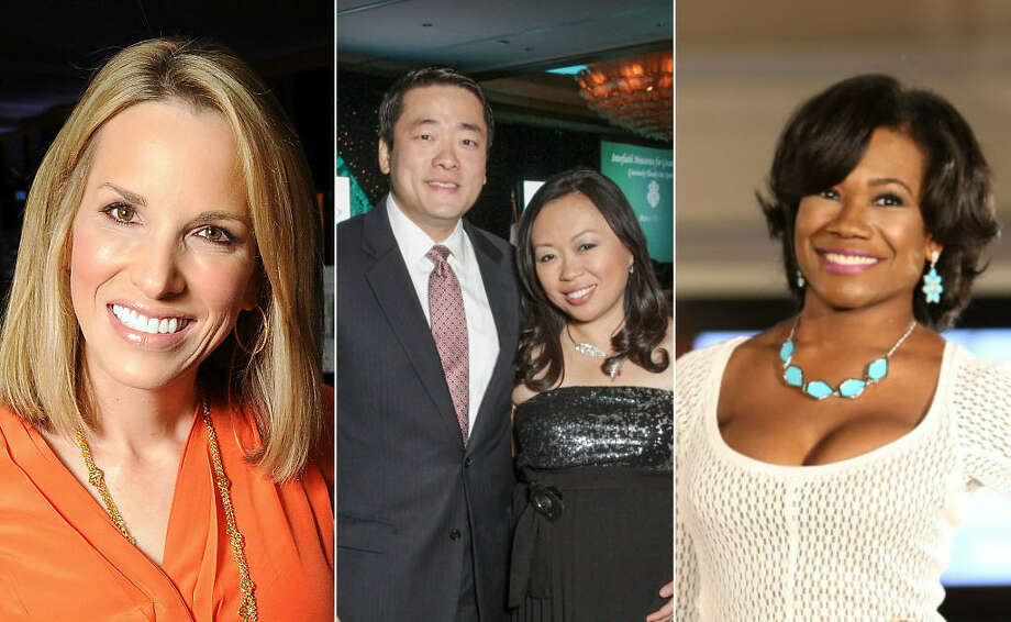 ABC-13 anchors Ilona Carson (left), Miya Shay (center) and Samica Knight (right) have all given birth in recent weeks. While we congratulate these well-known mothers, keep clicking to take a look at what former Houston anchors are up to now.