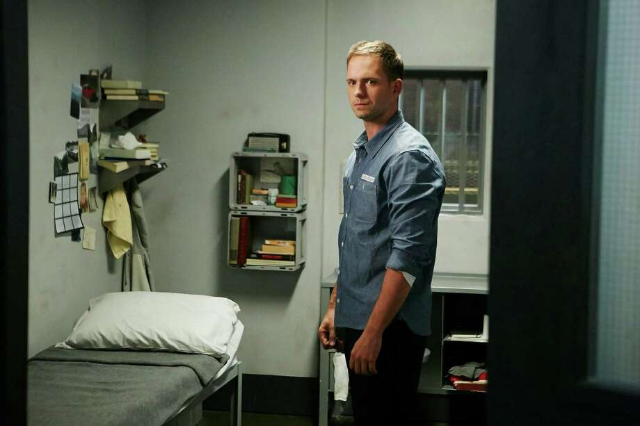 Suits: Patrick J. Adams teases the threat Mike faces in prison