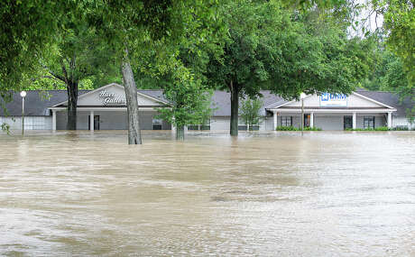 Torrential rains caused flooding April 18 in portions of Katy, affecting people and places along Highway Boulevard.Torrential rains caused flooding April 18 in portions of Katy, affecting people and places along Highway Boulevard.