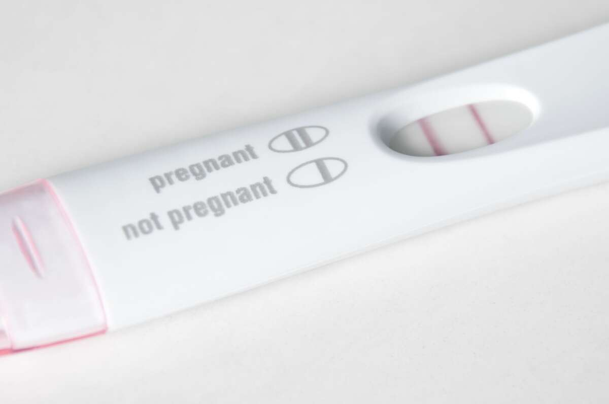 Pee Stick Party: OK, whose idea was it to invite a bunch of people over to wait for you to pee so you can find out whether or not you're pregnant?