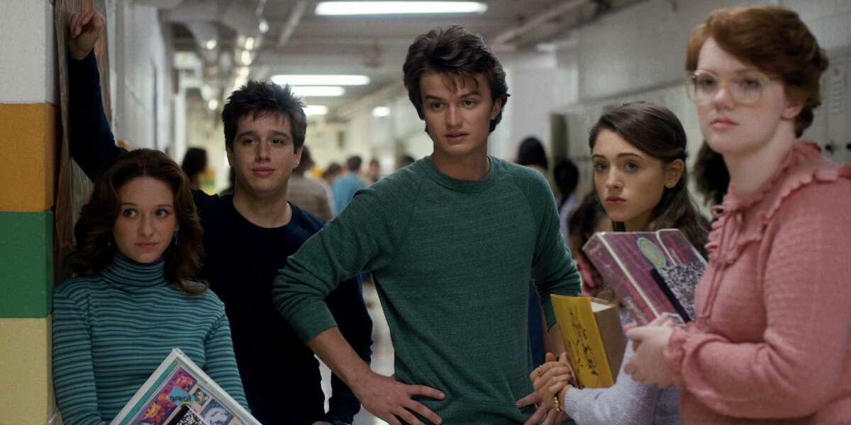 """""""Stranger Things"""" brings the spirit of classic 1980s sci-fi film to Netflix."""