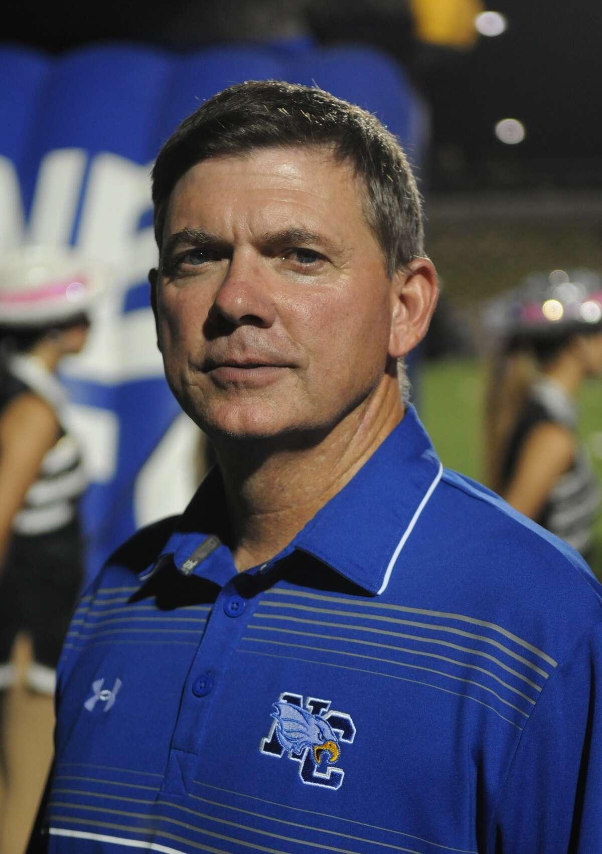 New Caney Head Coach Brady Pennington