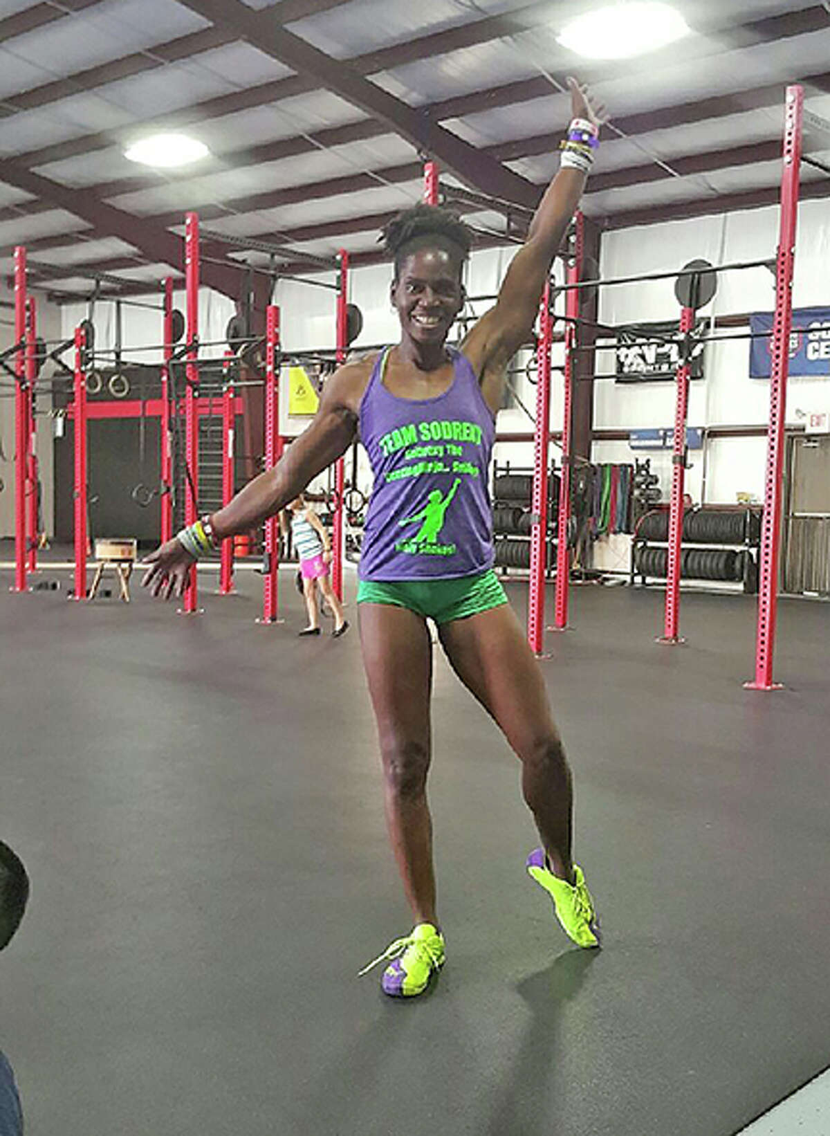 Kahla Middle School P.E. teacher and track and field coach Drexel Long has earned a place in the American Ninja Warrior?s regional competition.