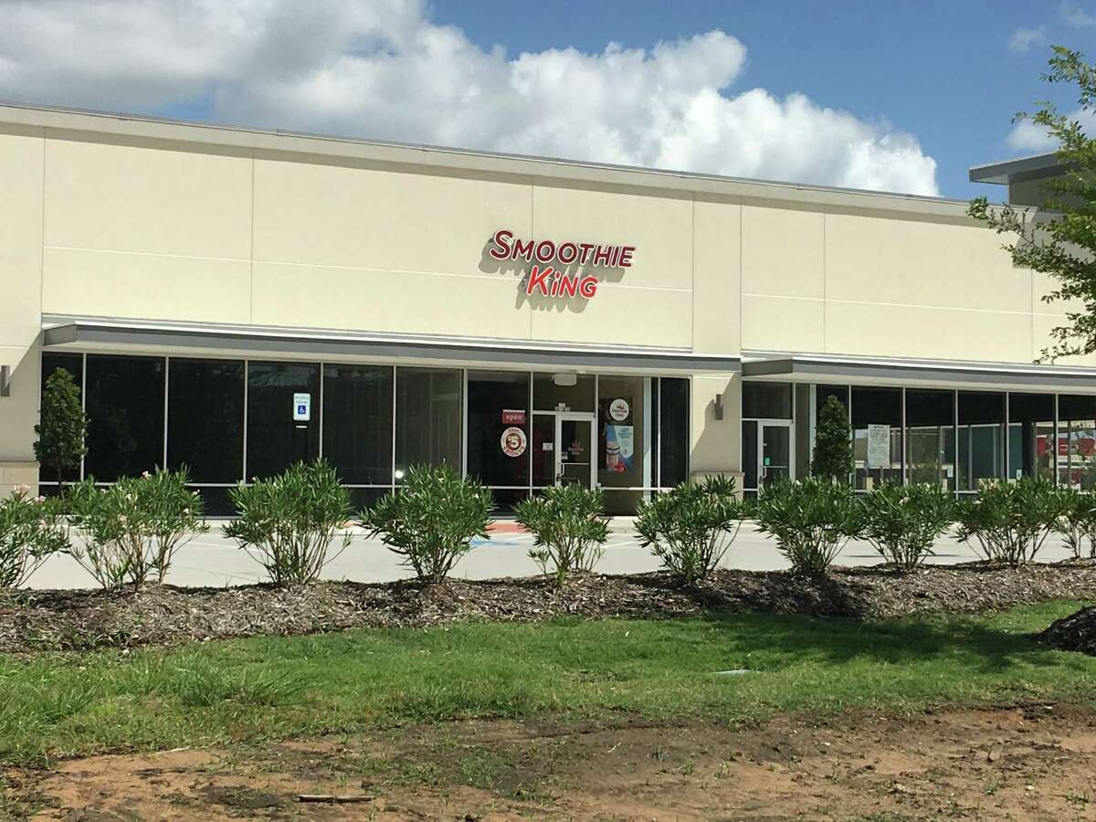 A new Smoothie King will open Thursday, July 14, 2016, at 3351 Clear Lake City Blvd., in Houston.