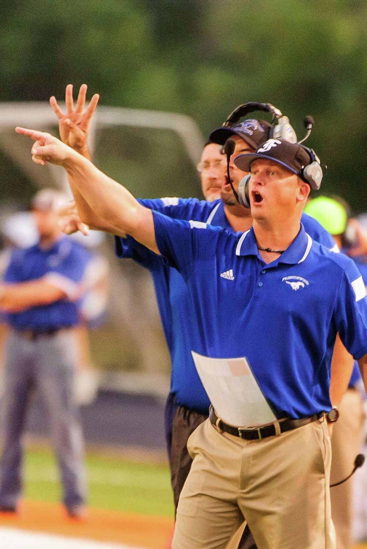 Friendswood head football coach Robert Koopman has his team pointed in the right direction according to Dave Campbell's Texas Football Magazine.