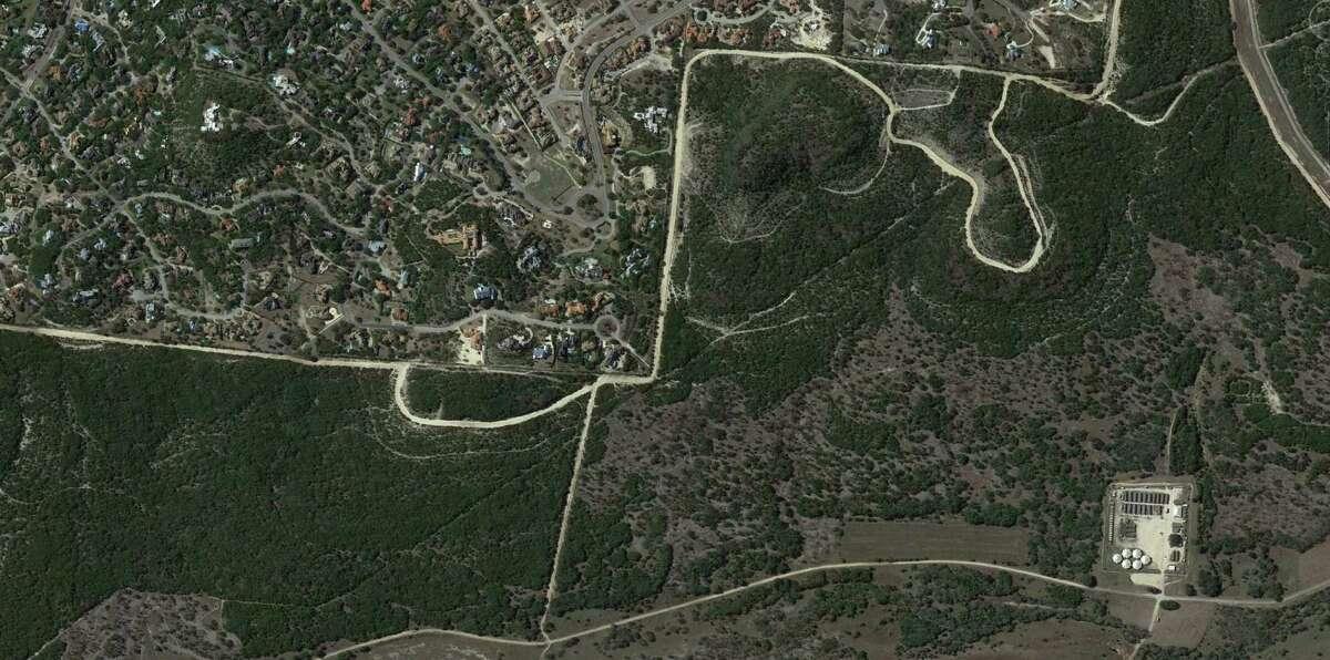 The Dominion development next to Camp Bullis in north San Antonio.