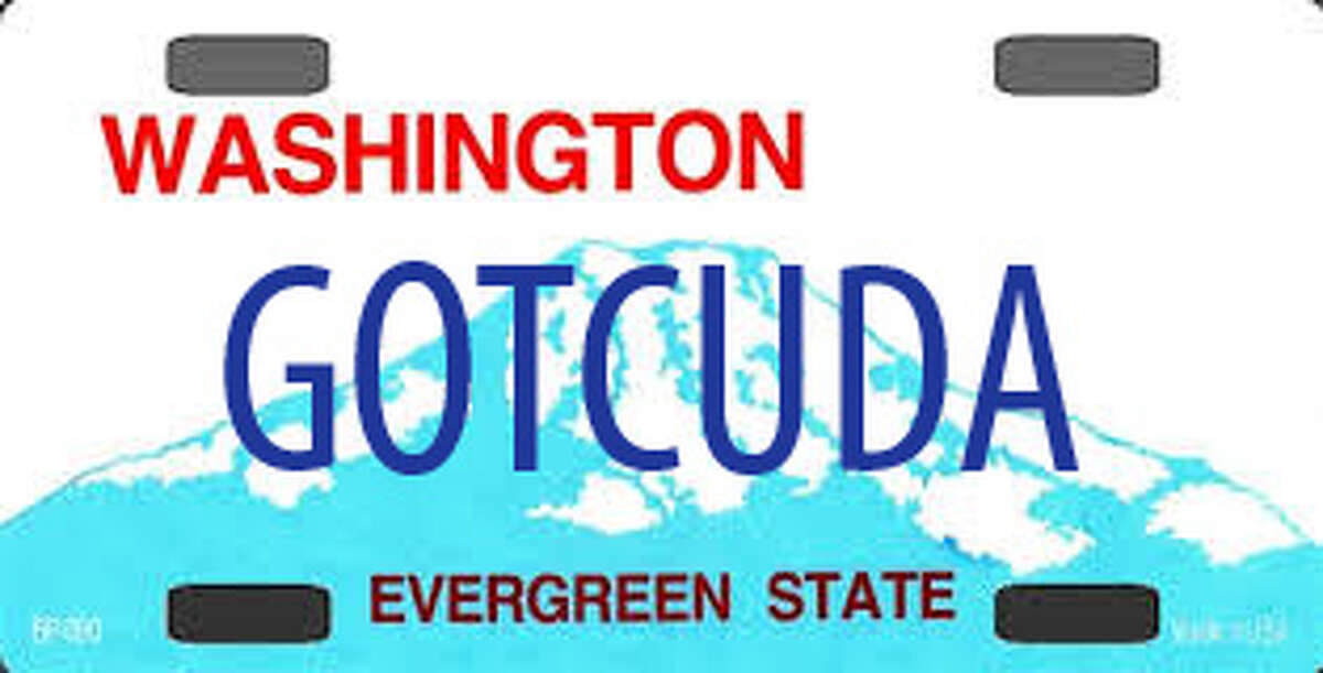 GOTCUDA: This could be intended to be slapped on a Plymouth Barracuda, but the DOL finds this is a