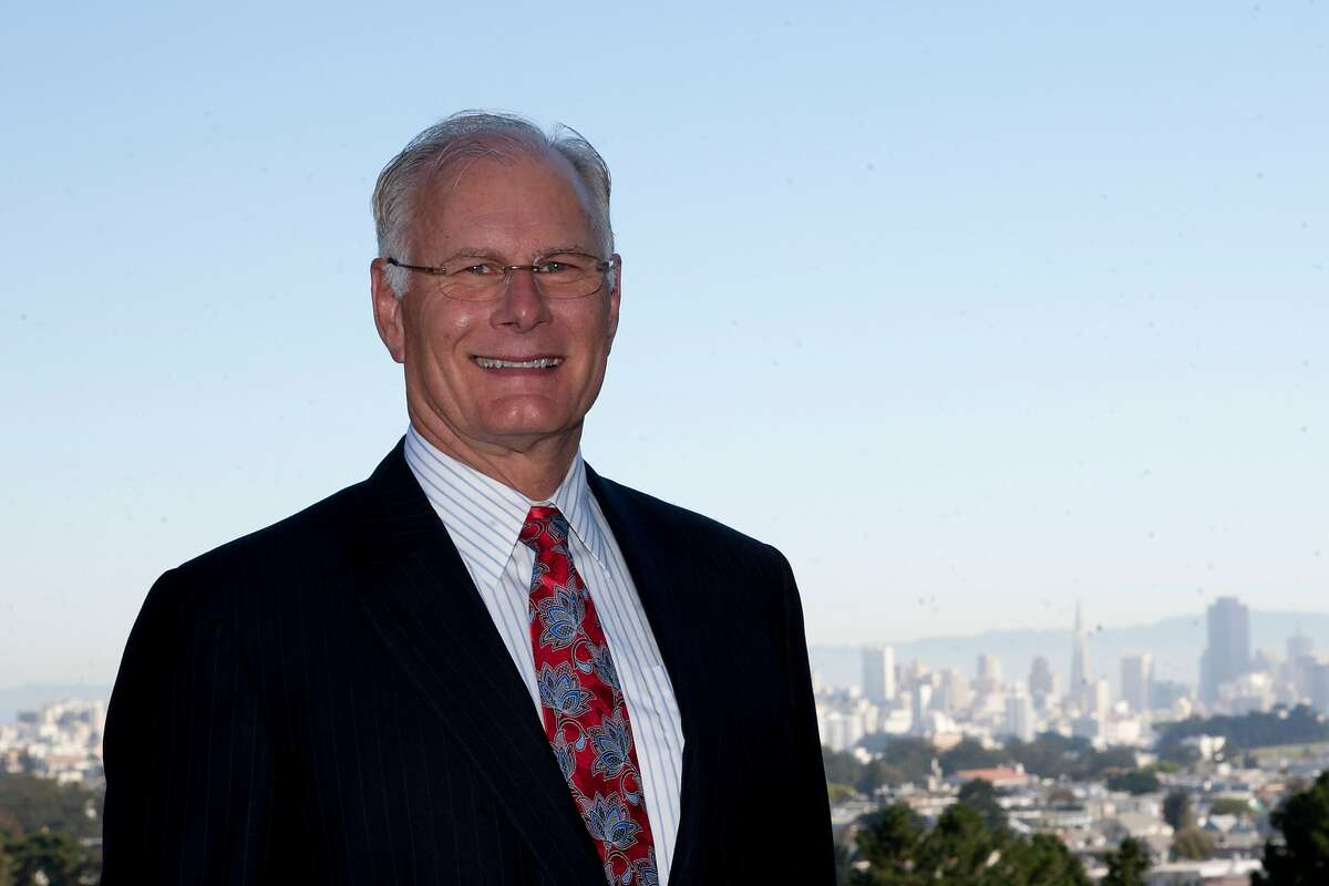 Mark Laret, chief executive officer for UCSF