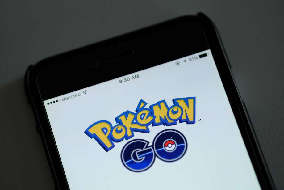 Nintendo Co.'s Pokemon Go is displayed on a smartphone in Tokyo, Japan, on Tuesday, July 12, 2016. MUST CREDIT: Bloomberg photo by Akio Kon. Photo: Akio Kon, Bloomberg