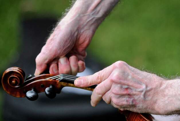 """A Taste of Bluegrass, Suffield The Podunk Bluegrass Music Festival presents """"A Taste of Bluegrass"""" on Saturday. Find out more. Photo: H John Voorhees III / Hearst Connecticut Media / The News-Times"""
