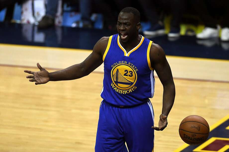 Warriors forward Draymond Green is supposed to begin training with the U.S. Olympic team Monday in Las Vegas. Photo: Jason Miller
