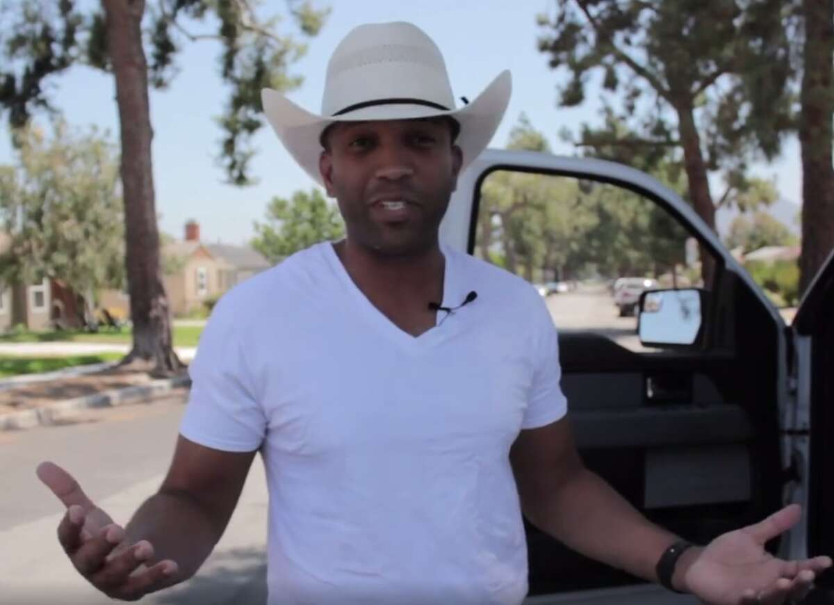Texas country singer Coffey Anderson's video about how to act when pulled over by police has been viewed and shared millions of times since it was posted on Facebook Thursday.