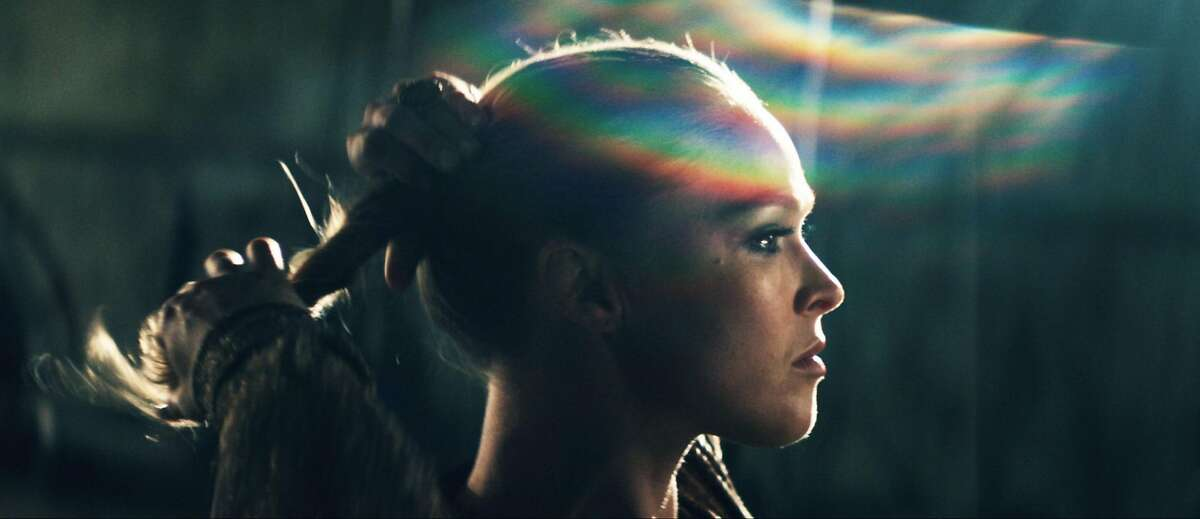 Mixed martial arts star Ronda Rousey is featured in a new female empowerment campaign #perfectnever by Reebok.