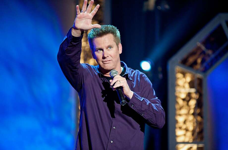 Comedian Brian Regan performs at the Wagner Noel Performing Arts Center on Saturday, June 10. Photo: Contributed Photo