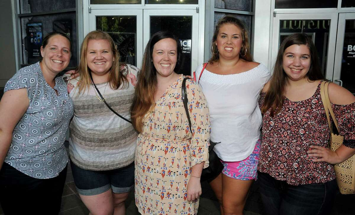 Fans outside the MY2K Tour featuring O-Town, 98 Degrees, Dream and Ryan Cabrera at the Retention Music Center Tuesday July 12,2016.(Dave Rossman Photo)