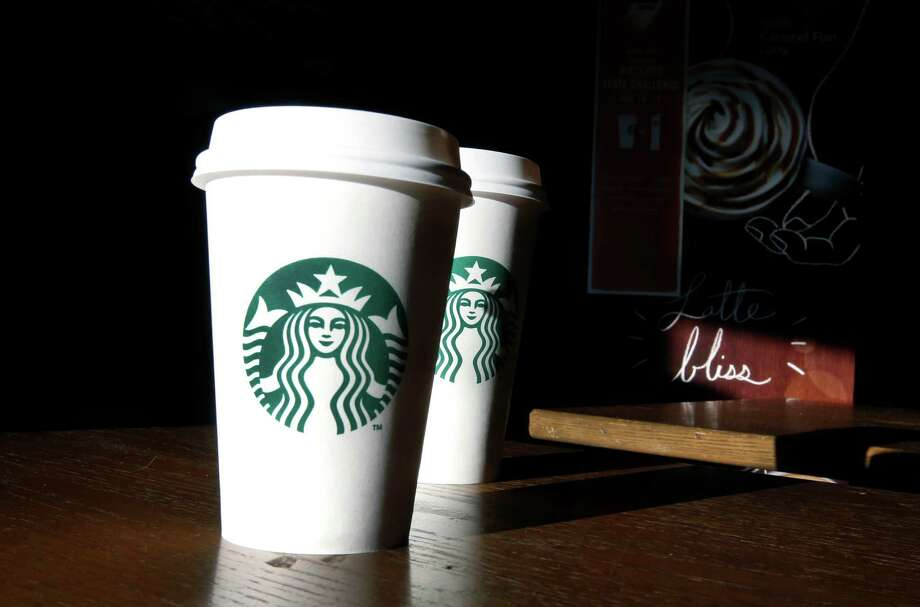 """Starbucks says it is """"pleased with the court's decision and the judge's comments on the matter."""" Photo: Elise Amendola, STF / Copyright 2016 The Associated Press. All rights reserved. This material may not be published, broadcast, rewritten or redistribu"""