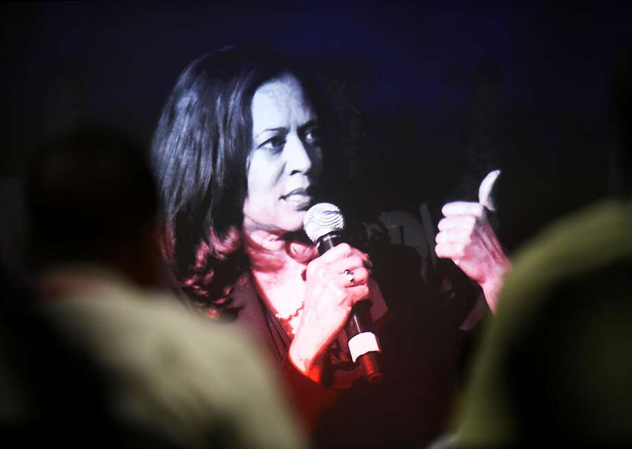 """Attorney General Kamala Harris said the merger would """"drive up costs to consumers and reduce access to quality health care."""" Photo: Michael Noble Jr., The Chronicle"""