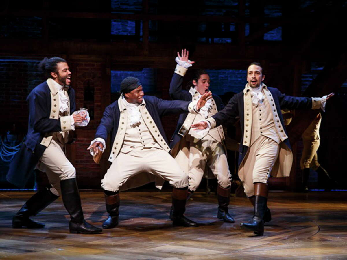 'Hamilton' isn't far off His portrayal by Tony-winner Daveed Diggs (left) isn't far-fetched. Lafayette joined the American cause at the age of 19 in 1777 and was made a major general.To get to America, he bought his own ship.