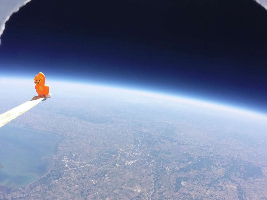 Soaring above Midland County: Clubs launch weather balloons