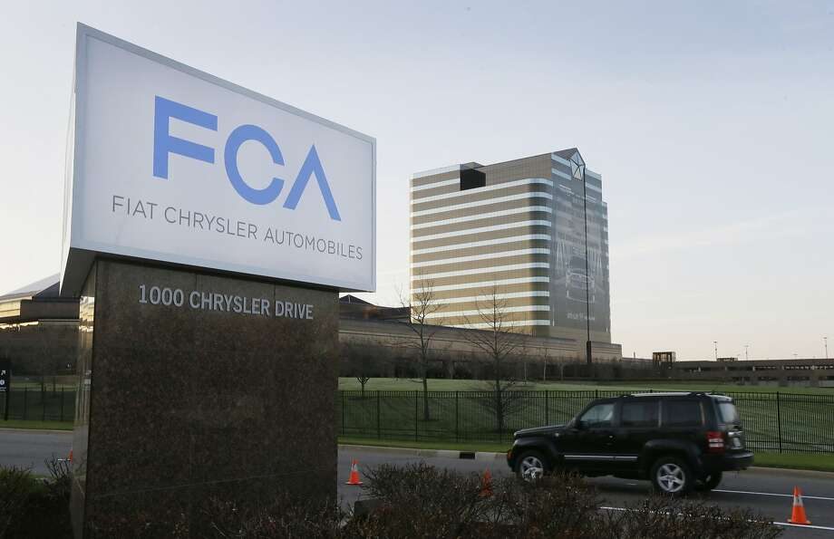 Fiat Chrysler Automobiles recalled about 1.4 million cars and trucks in the U.S. to patch the software just days after two hackers detailed how they were able to take control of a Jeep Cherokee over the Internet in July 2015. Photo: Carlos Osorio, Associated Press