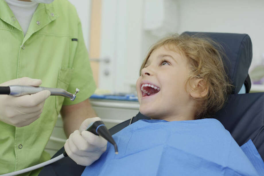 """This year'sNational Children's Dental Health Month campaign slogan """"Sugar Wars"""" is displayed on many resources designed to encourage kids to fight for good oral health while preserving their healthy smile."""