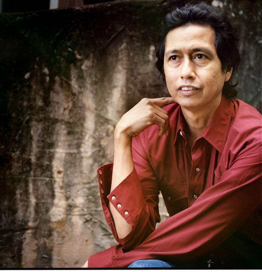 Musician Alejandro Escovedo