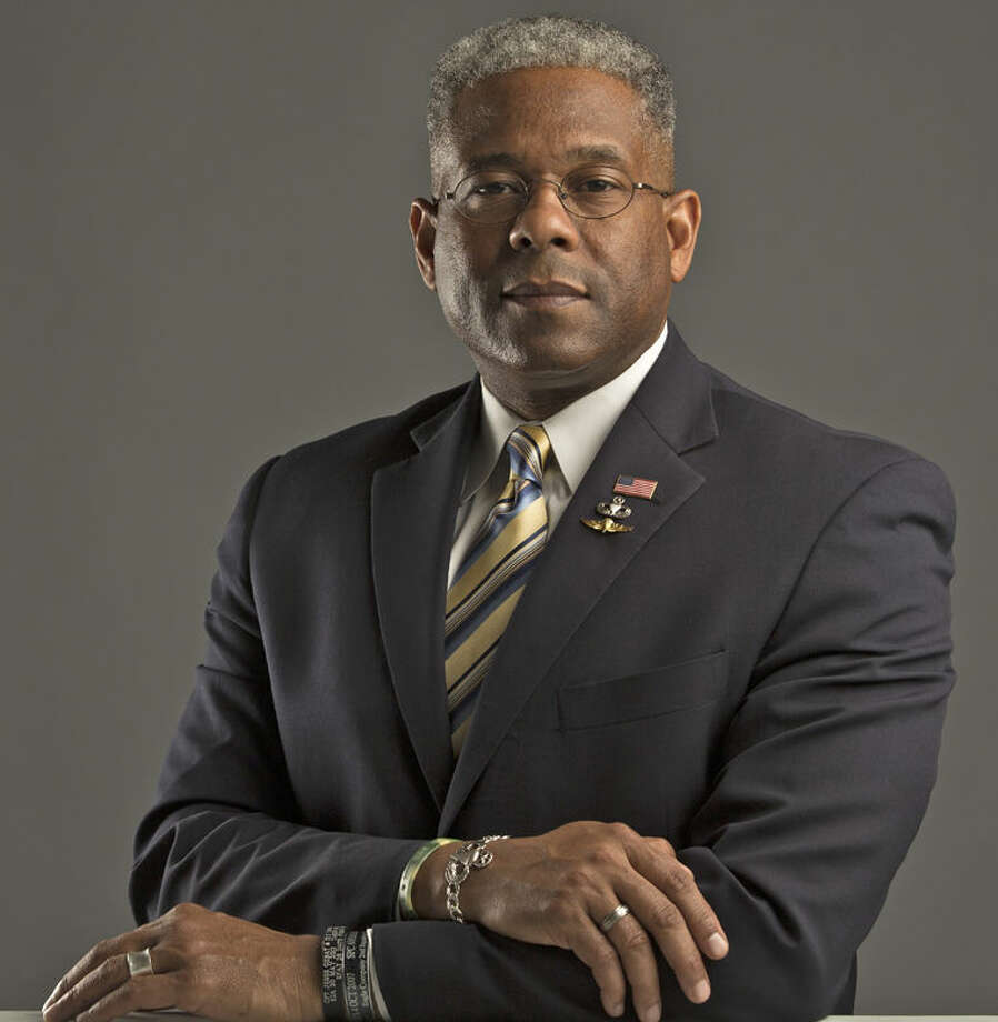 Former U.S. Congressman Lieutenant Colonel Allen West