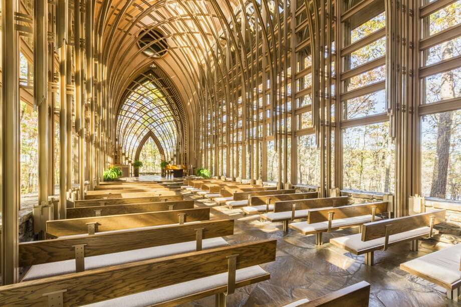 America is full of incredible sights, both natural and man-made, but not all sights are created equal. Dive into our list of the most beautiful places in all 50 states, and you might just find the perfect spot for your next adventure. Click through the gallery to see which state has this magnificent chapel. Photo: GETTY / EDDIE BRADY