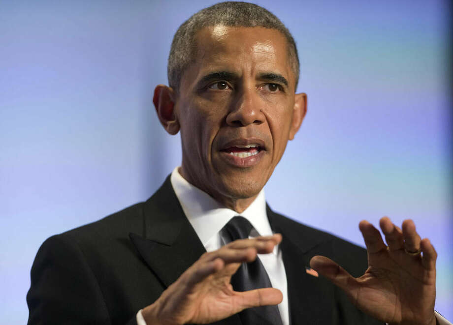 President Barack Obama Photo: Pablo Martinez Monsivais | AP File Photo