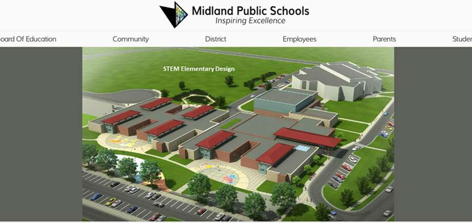 School board members learned Monday that footings have been completed and a wall has been erected for the new Central Park Elementary School.