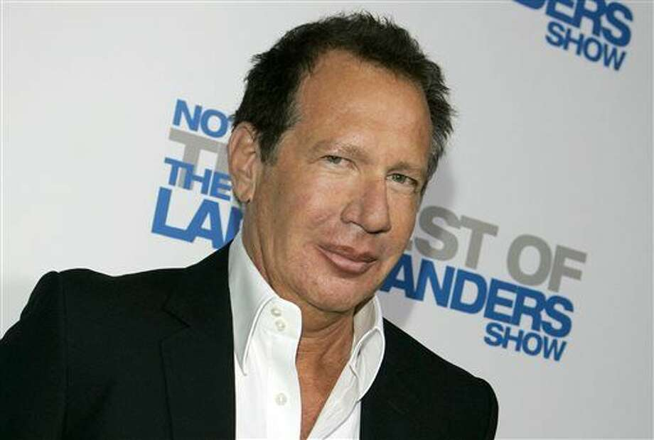 Actor Garry Shandling died Thursday of an undisclosed cause in Los Angeles. He was 66. Photo: Chris Carlson   AP File Photo