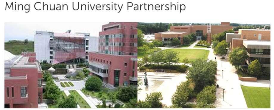 SVSU and Ming Chuan University