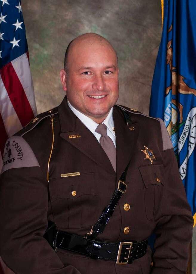 Sheriff Scott Stephenson Photo: Photo Provided