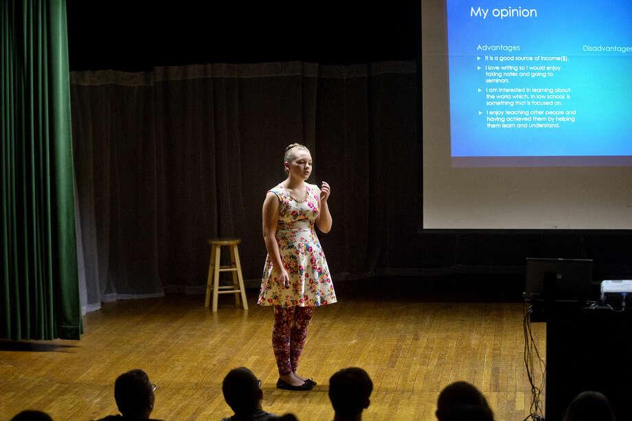Presentations on