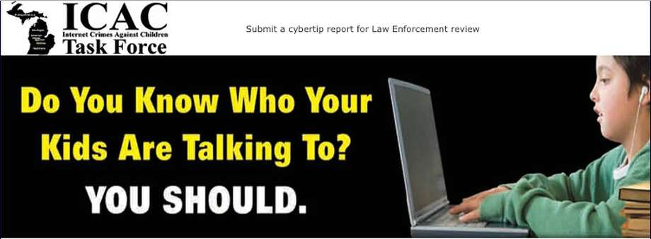 Michigan Internet Crimes Against Children task force