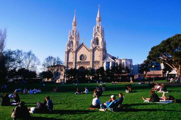 Washington Square Park, San Francisco