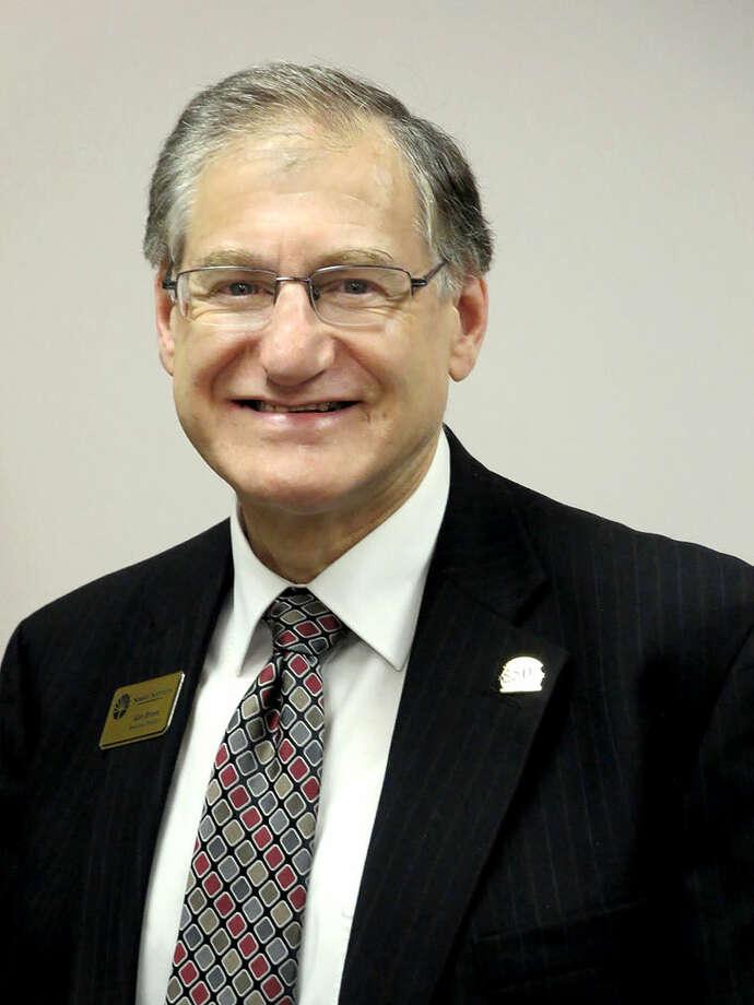 Alan Brown, executive director of Senior Services.