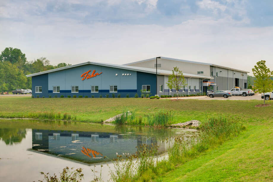 Fisher Contracting's new facility built by Three Rivers Corp. recently earned Silver Certified status from the U.S. Green Building Council's Leadership in Energy and Environmental Design (LEED) program. Photo: Photo Provided