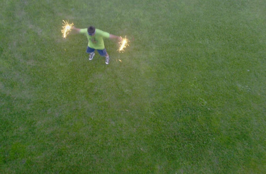Sparklers and rockets accounted 1,400 of the injuries in 2014, with children ages 5 to 9 accounting for the highest estimated rate of emergency department treated firework injuries.