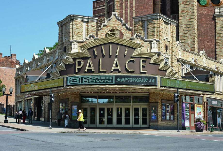 The Palace Theatre on Wednesday, July 13, 2016, in Albany, N.Y (John Carl D'Annibale / Times Union) Photo: John Carl D'Annibale / 20037299A