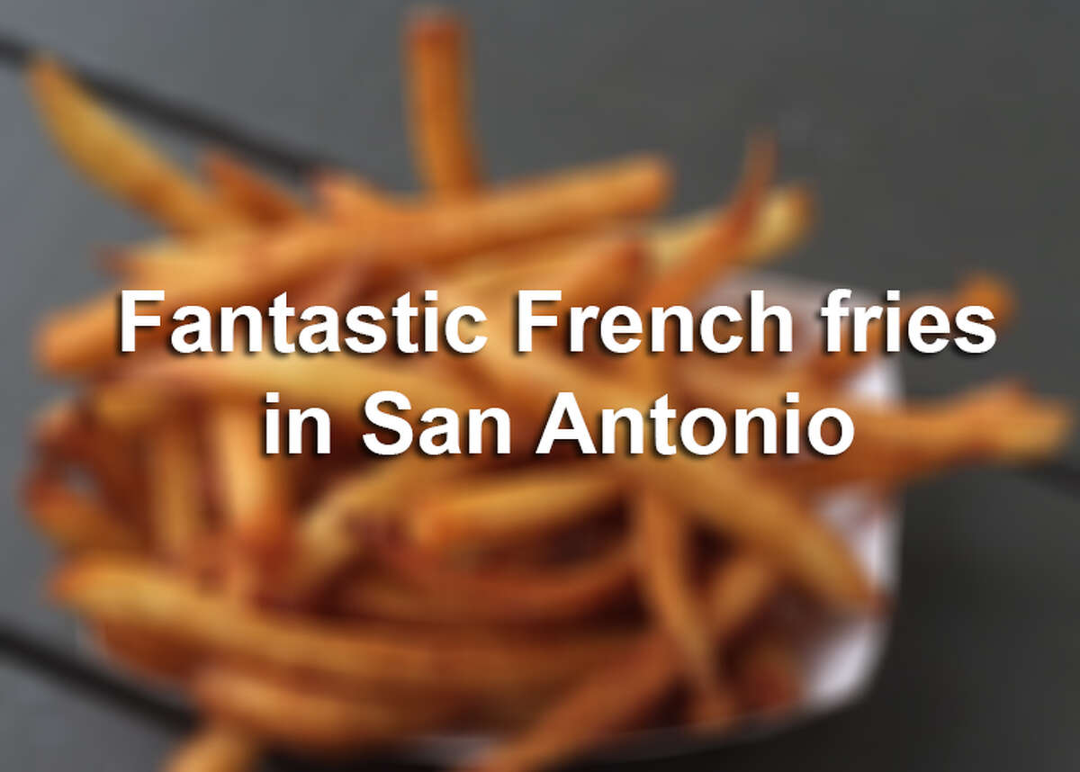 French fries can make or break a meal. Limp, soggy fries cast a pall over the best burgers, while the good ones keep us coming back for more. We can argue all day long about the characteristics of the perfect fried potato stick, but these San Antonio fries won't disappoint. Click ahead to see our critics' picks. Let us know if we missed your favorite fries be leaving a comment below.