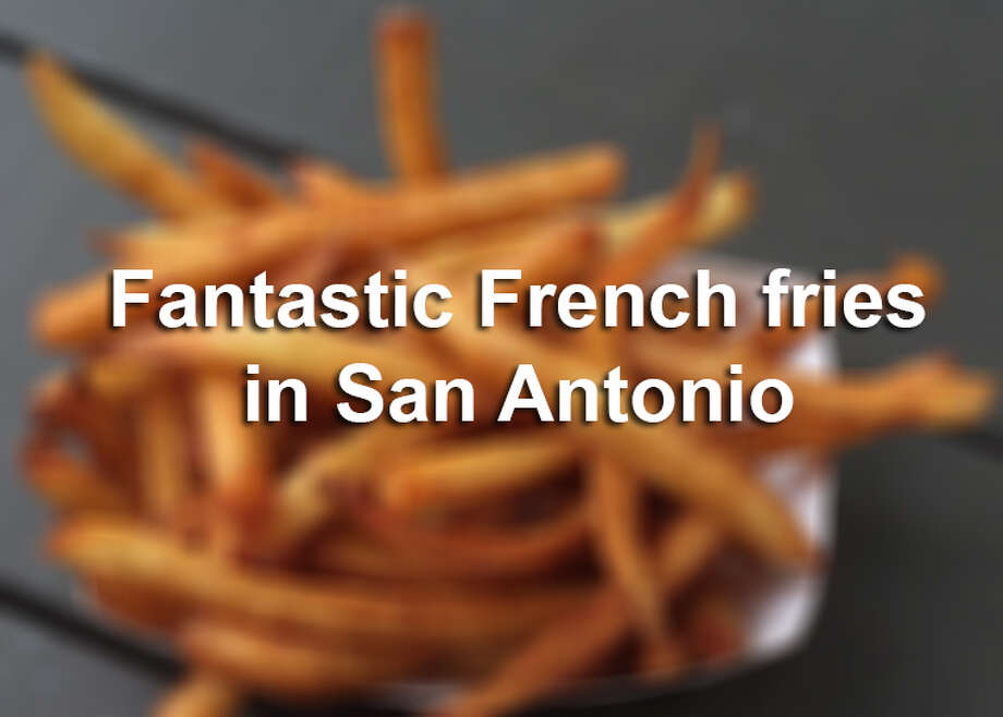 French fries can make or break a meal. Limp, soggy fries cast a pall over the best burgers, while the good ones keep us coming back for more. We can argue all day long about the characteristics of the perfect fried potato stick, but these San Antonio fries won't disappoint. Click ahead to see our critics' picks. Let us know if we missed your favorite fries be leaving a comment below. Photo: Edmund Tijerina/San Antonio Express-News