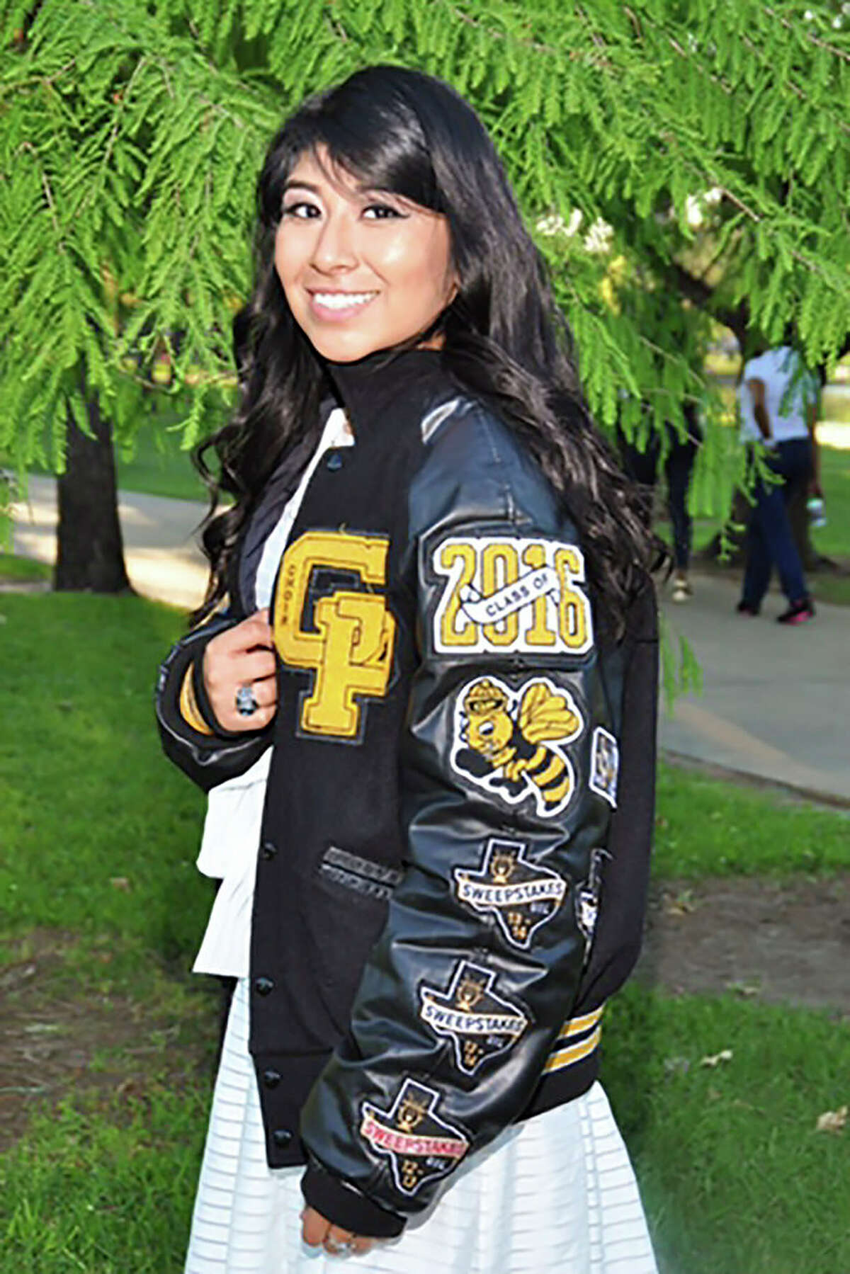 San Jacinto College Upward Bound Math & Science Academy student Jocelyn Yanez has earned a Gates Millennium Scholarship from the Bill & Linda Gates Foundation.
