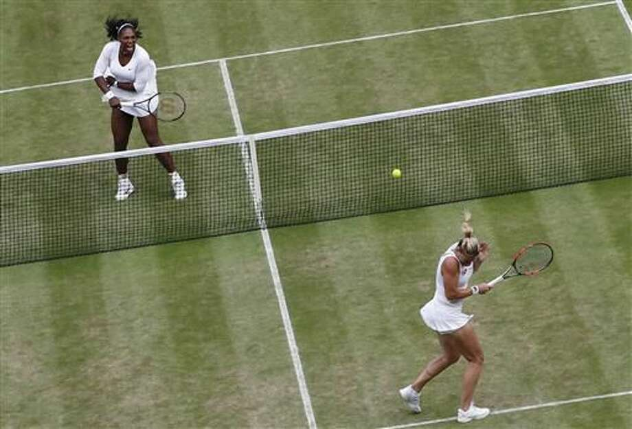 Serena Williams is greedy for more titles after Wimbledon victory