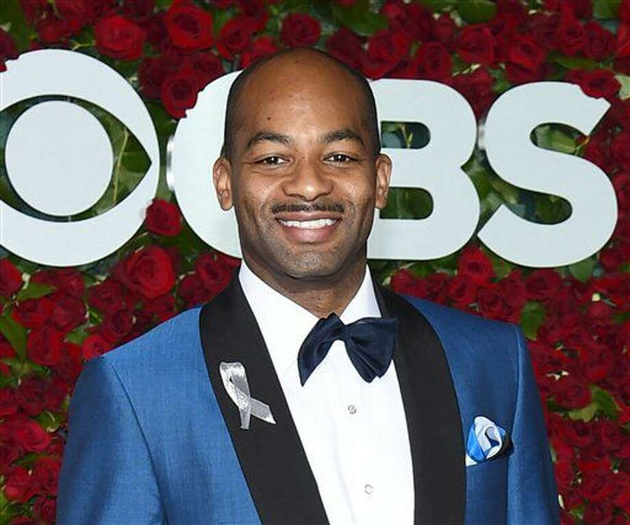 "Brandon Victor Dixon, 36, says he received ""hundreds and hundreds"" of death threats after a speech to Vice President Mike Pence went viral in 2016.  Photo: Charles Sykes"