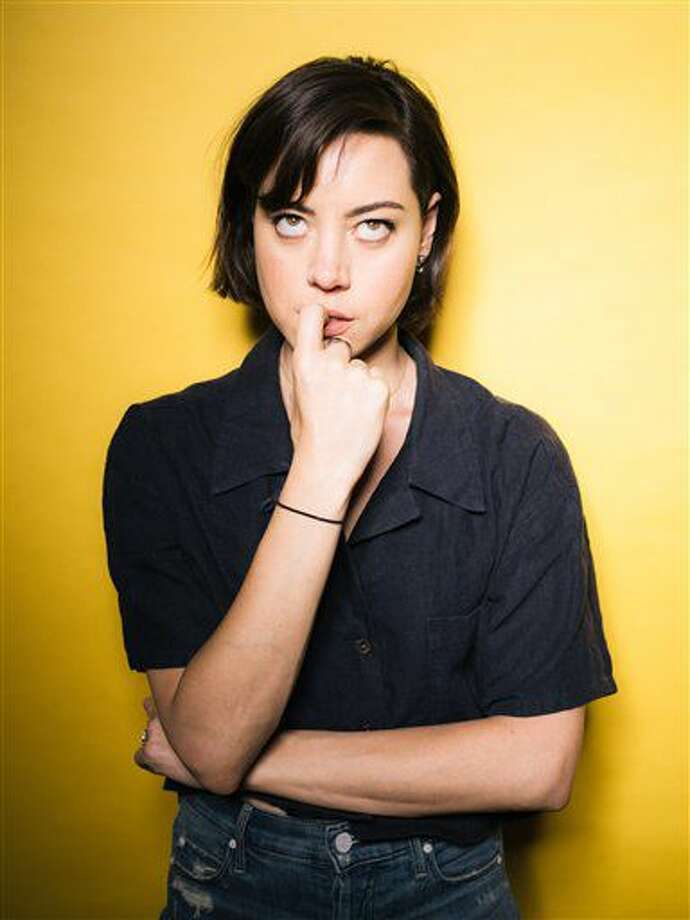 In this June 27, 2016 photo, Aubrey Plaza poses for a portrait in Los Angeles. (Photo by Casey Curry/Invision/AP) Photo: Casey Curry