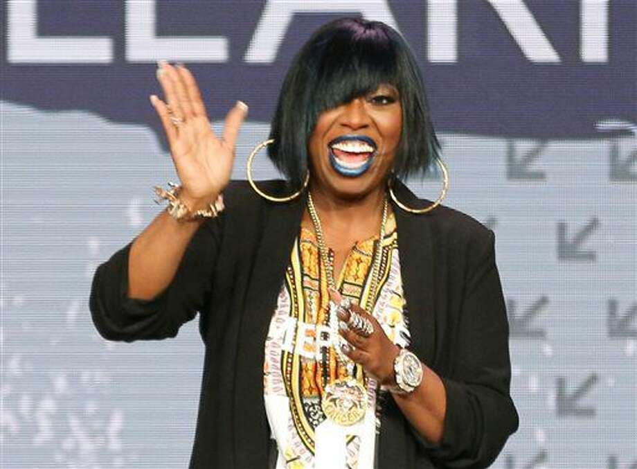 FILE - In this March 16, 2016 file photo, Missy Elliott appears at a panel discussion during South By Southwest in Austin, Texas. Elliott, along with Queen Latifah and Salt n Pepa, will be honored at the VH1 Hip Hop Honors on Monday, July 11. (Photo by Rich Fury/Invision/AP, File) Photo: Rich Fury