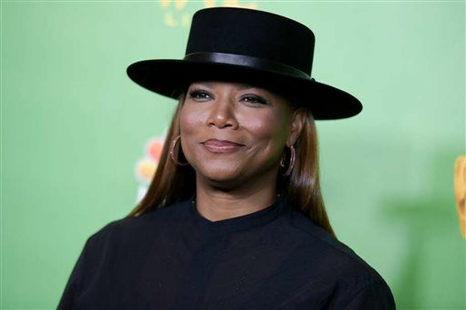 "FILE - In this June 1, 2016 file photo, Queen Latifah attends ""The Wiz Live!"" Photo Op at the Directors Guild of America in Los Angeles. Latifah, along with Missy Elliott and Salt-N-Pepa will be honored at the VH1 Hip Hop Honors on Monday, July 11. (Photo by Richard Shotwell/Invision/AP, File) Photo: Richard Shotwell"